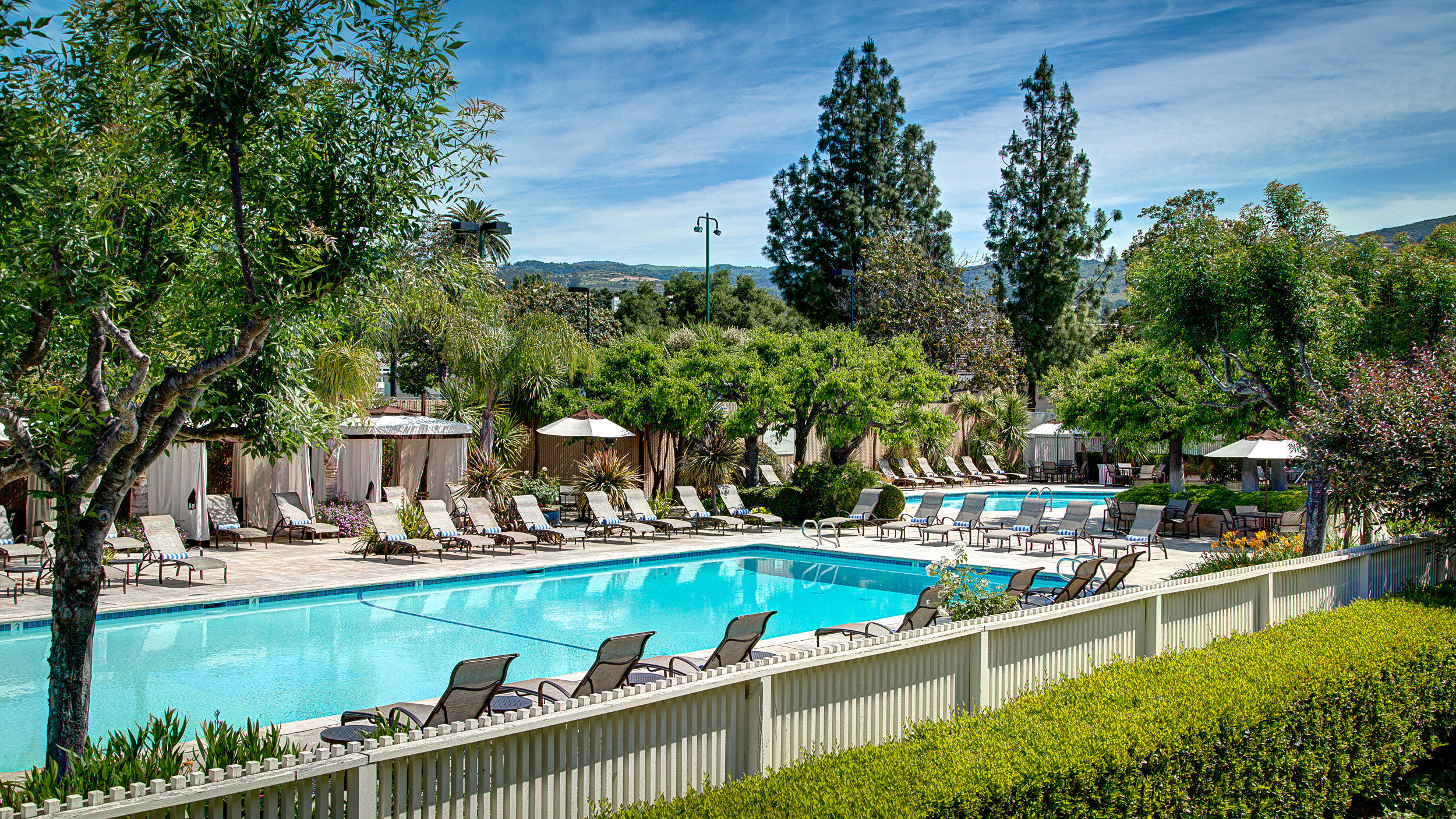 Deck Grounds Mountains Natural wonders Outdoor Activities Outdoors Pool Romance Scenic views Wine-Tasting Winery tree leisure swimming pool property Resort Villa lined