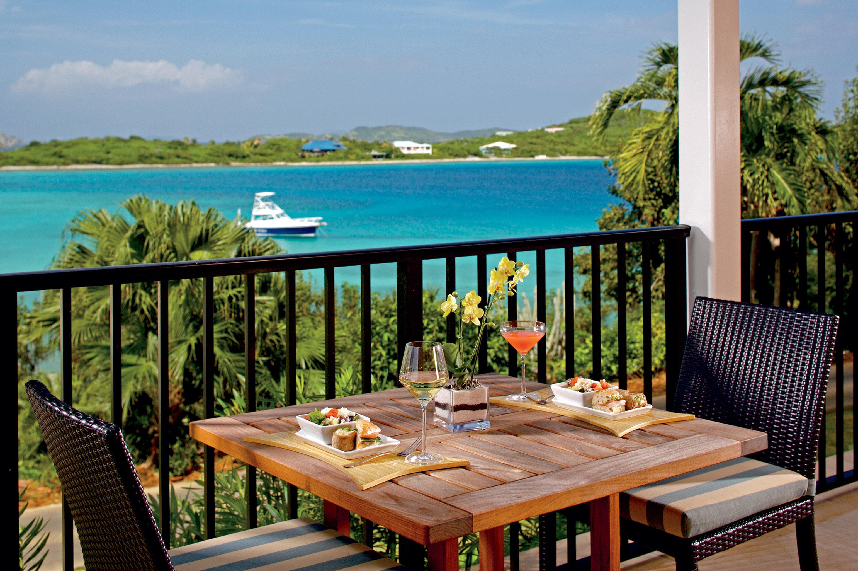 Hotels Romance sky water leisure property Resort Villa wooden swimming pool cottage home caribbean backyard overlooking Deck
