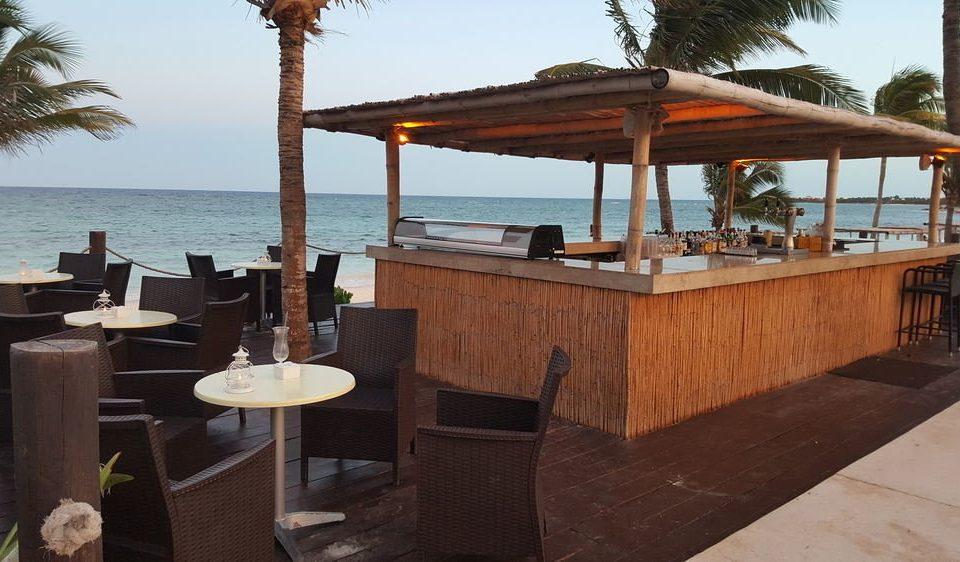 sky chair restaurant Resort Villa cottage shore Deck Island