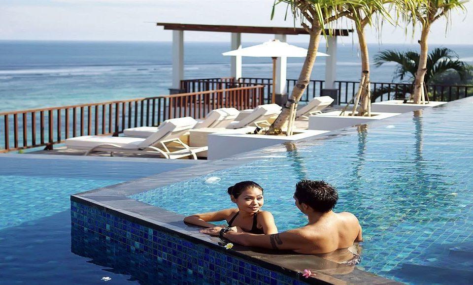water leisure swimming pool Resort caribbean Sea Ocean Lagoon Pool Villa Deck shore swimming