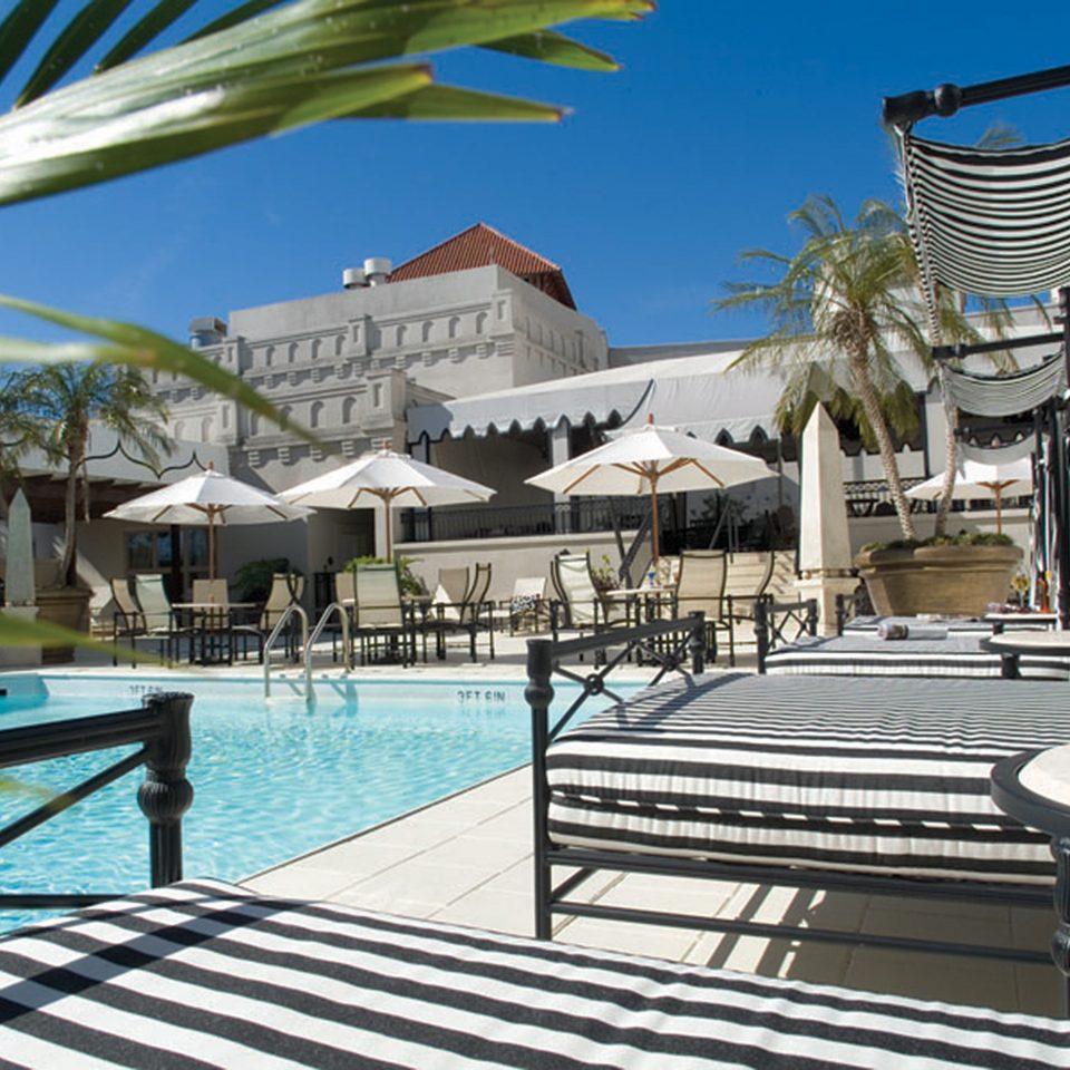 Deck Lounge Patio Pool Trip Ideas ground leisure chair property Resort swimming pool condominium Villa caribbean mansion