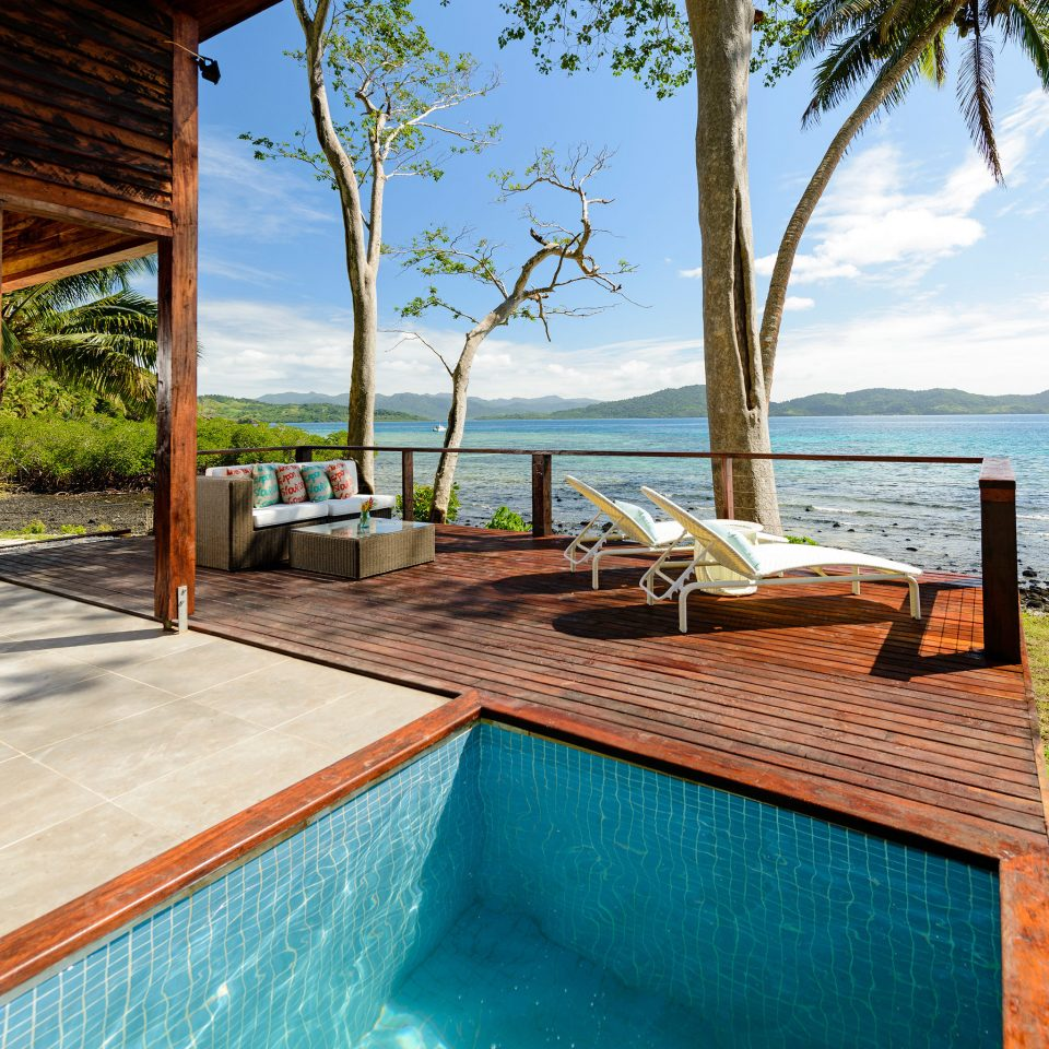 Luxury Patio Play Pool Resort Scenic views sky water tree swimming pool property leisure building Villa home caribbean Sea backyard cottage overlooking porch Deck
