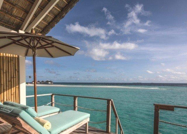 sky water chair property caribbean swimming pool Sea Resort Deck Ocean Villa overlooking vehicle yacht shore