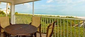 chair building property porch Deck Ocean Resort Villa cottage overlooking outdoor structure