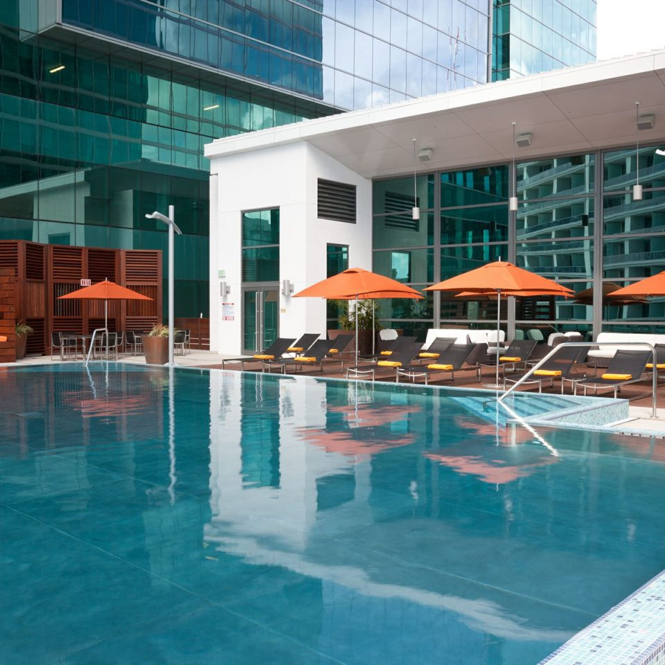 Deck Outdoors Patio Pool building swimming pool leisure property condominium leisure centre Resort
