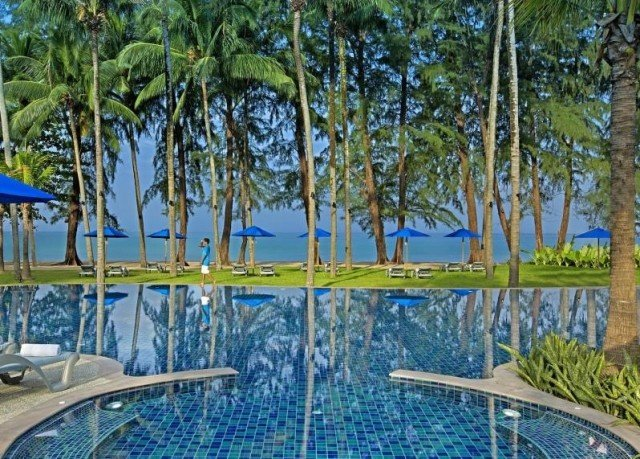 tree swimming pool property leisure Pool blue Resort Deck lined swimming