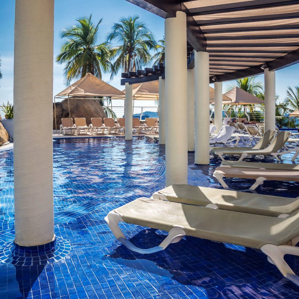 chair leisure swimming pool Resort caribbean condominium Villa Deck Pool porch
