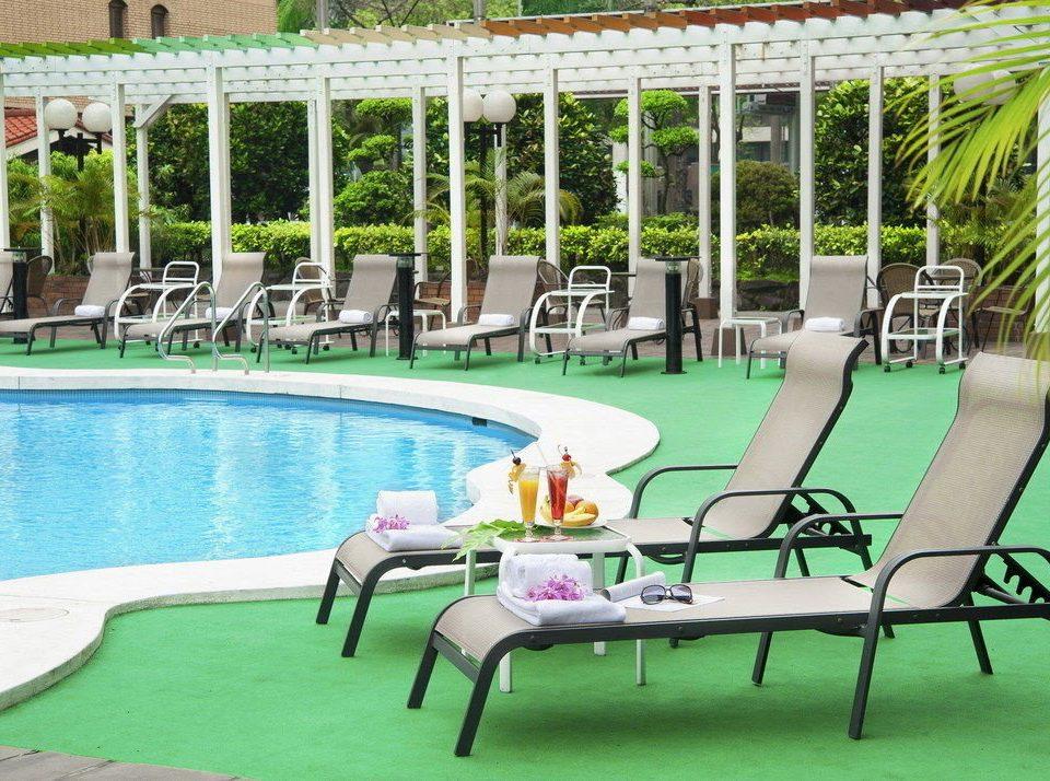 leisure swimming pool property Resort backyard Villa condominium Pool Deck