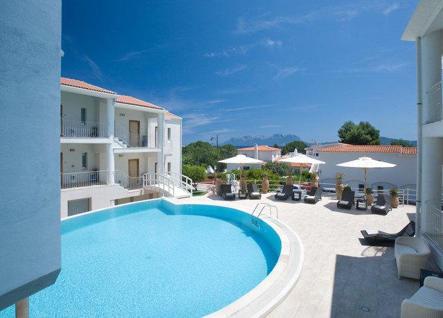 property condominium swimming pool Pool Villa Resort home blue caribbean mansion swimming Deck