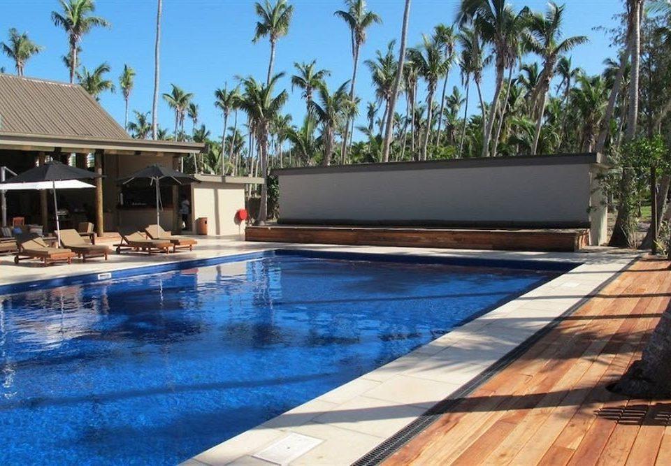 sky tree swimming pool property Pool leisure building Resort Villa dock backyard condominium swimming Deck