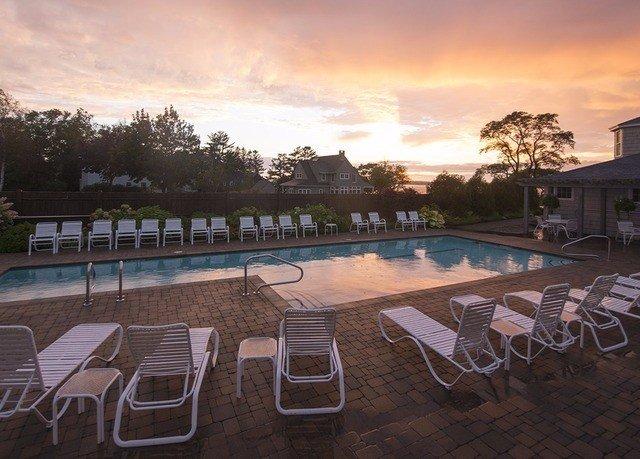 sky property swimming pool Resort backyard mansion set Deck