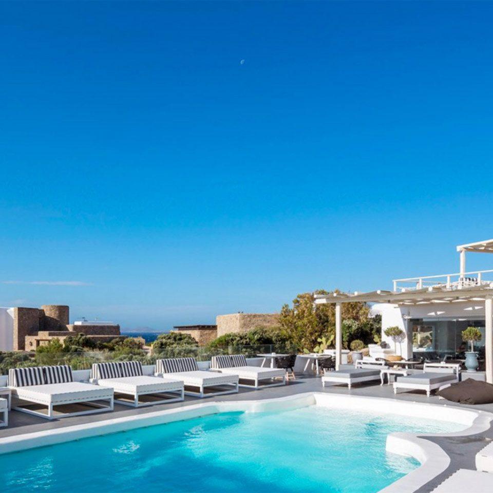 sky marina property swimming pool Resort dock condominium Sea Villa caribbean Deck tarmac