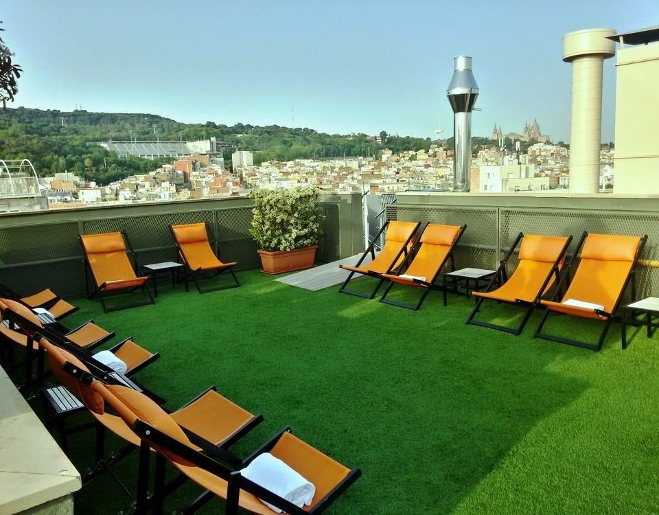 grass sky chair leisure property lawn backyard Villa outdoor structure Deck overlooking Resort lined