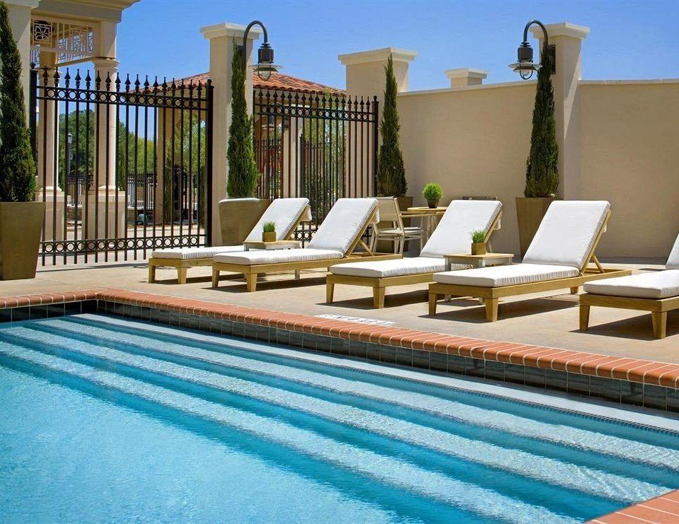 swimming pool property building leisure Villa Resort condominium backyard Deck