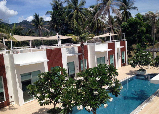 tree property Resort condominium building Villa plant home hacienda swimming pool mansion eco hotel caribbean Deck palm