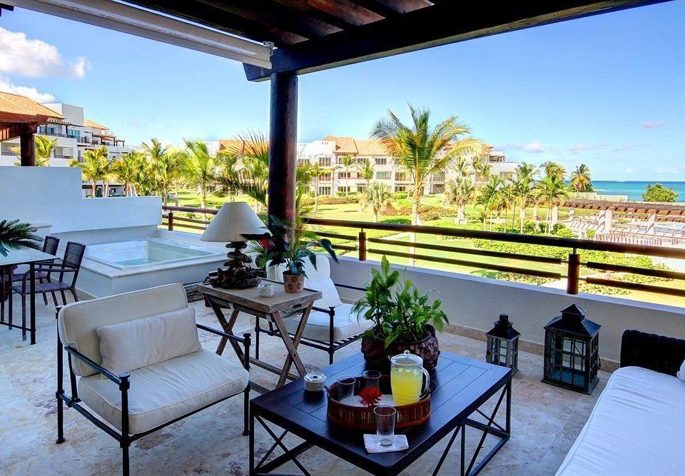sky property leisure building chair Resort condominium Villa home porch restaurant outdoor structure Deck