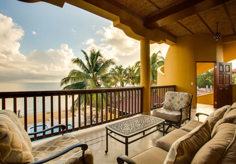 property building home Resort Villa living room condominium cottage Deck