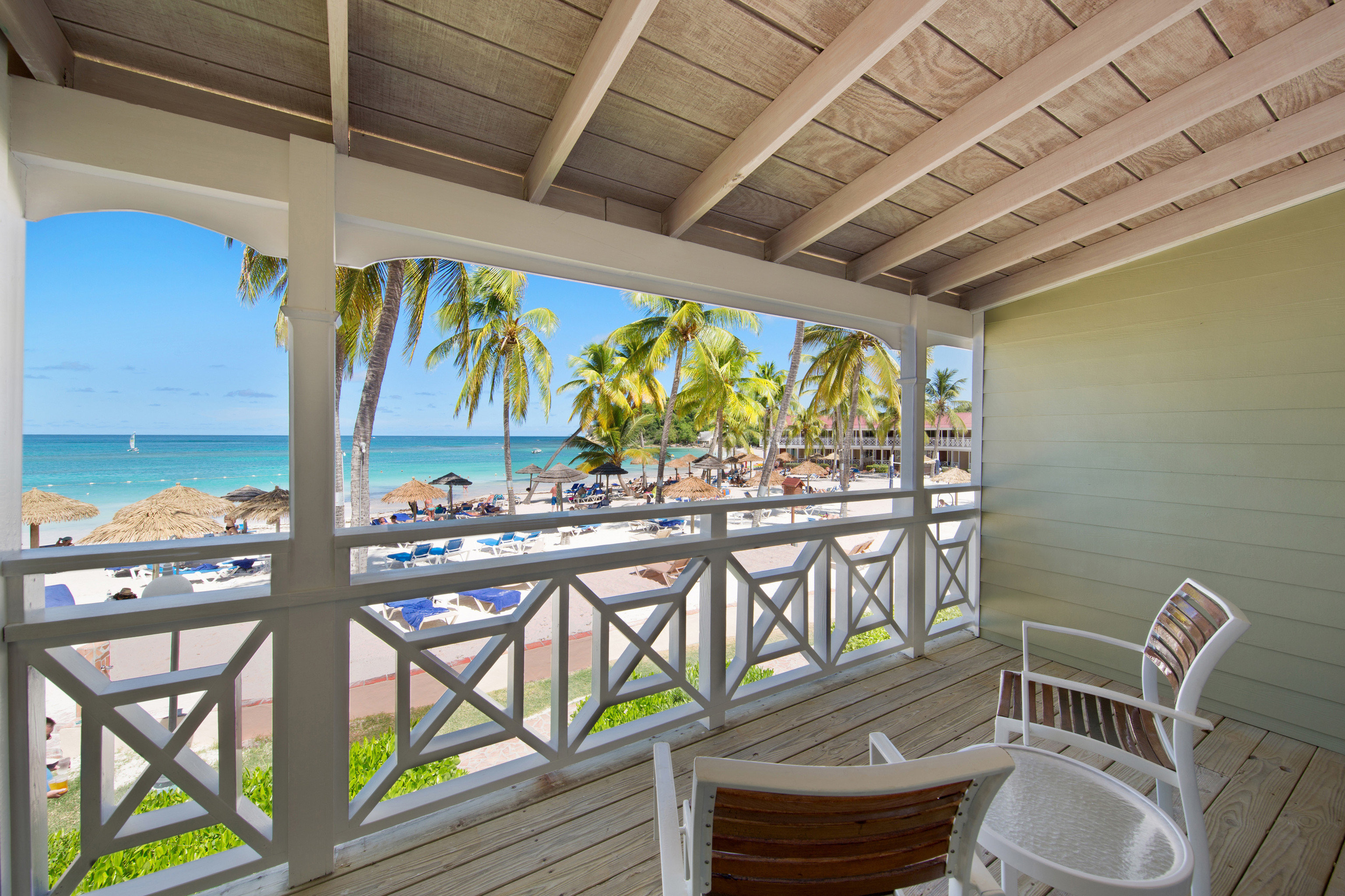 building property chair house home porch Resort condominium Villa cottage swimming pool Deck