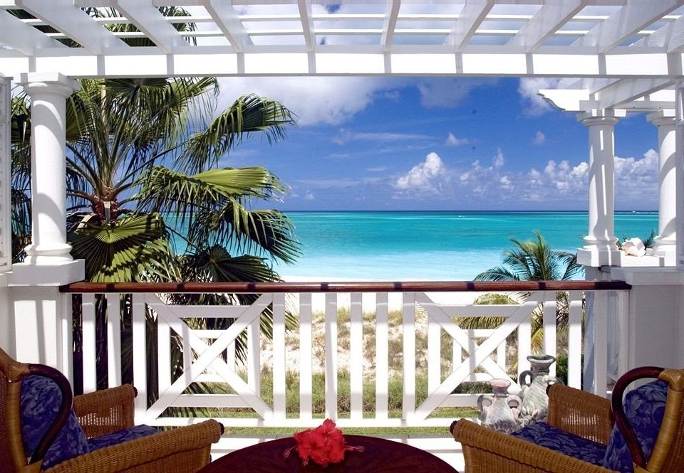 property Resort swimming pool caribbean home Villa mansion cottage porch Deck
