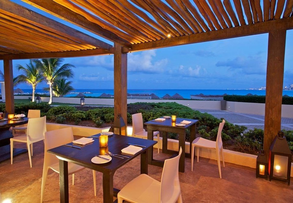 chair property Resort leisure Villa swimming pool restaurant hacienda eco hotel caribbean Deck