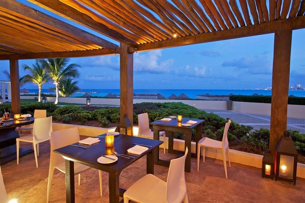chair property Resort leisure Villa swimming pool restaurant hacienda eco hotel caribbean Deck