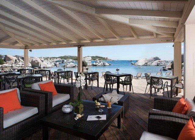 chair property Resort restaurant Villa porch Deck
