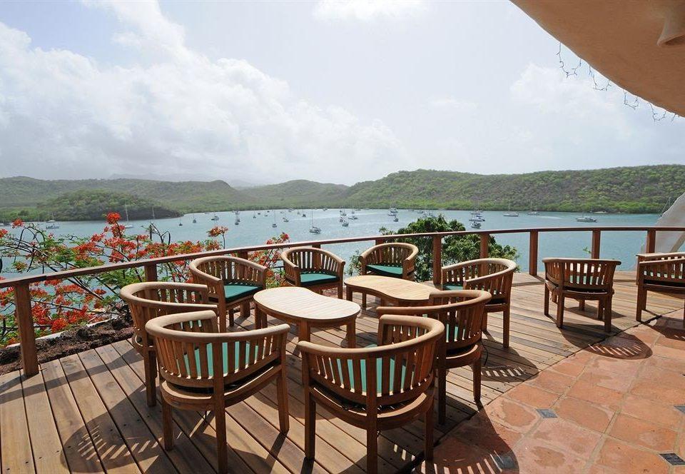 sky chair leisure property Resort Villa cottage Deck day