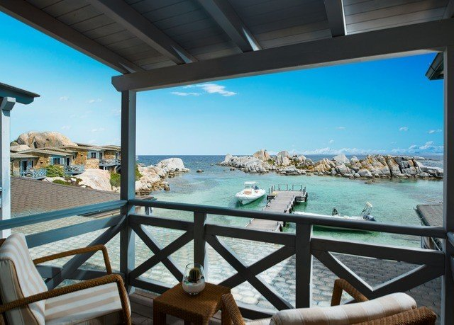 sky leisure property Deck swimming pool Resort Villa condominium overlooking porch shore