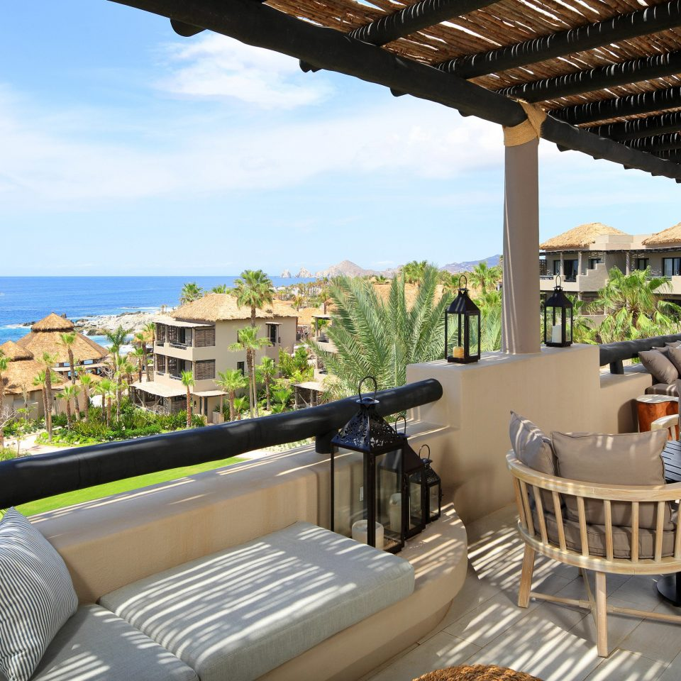 sky property Resort Villa wooden condominium overlooking cottage swimming pool Deck