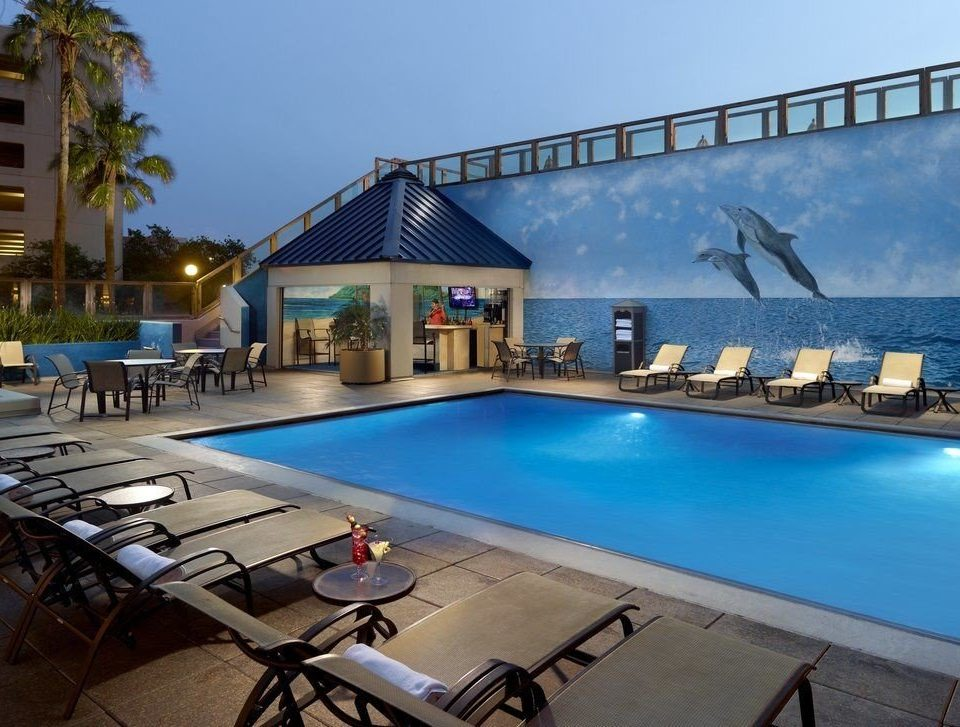 sky swimming pool leisure property condominium Resort leisure centre Villa Deck