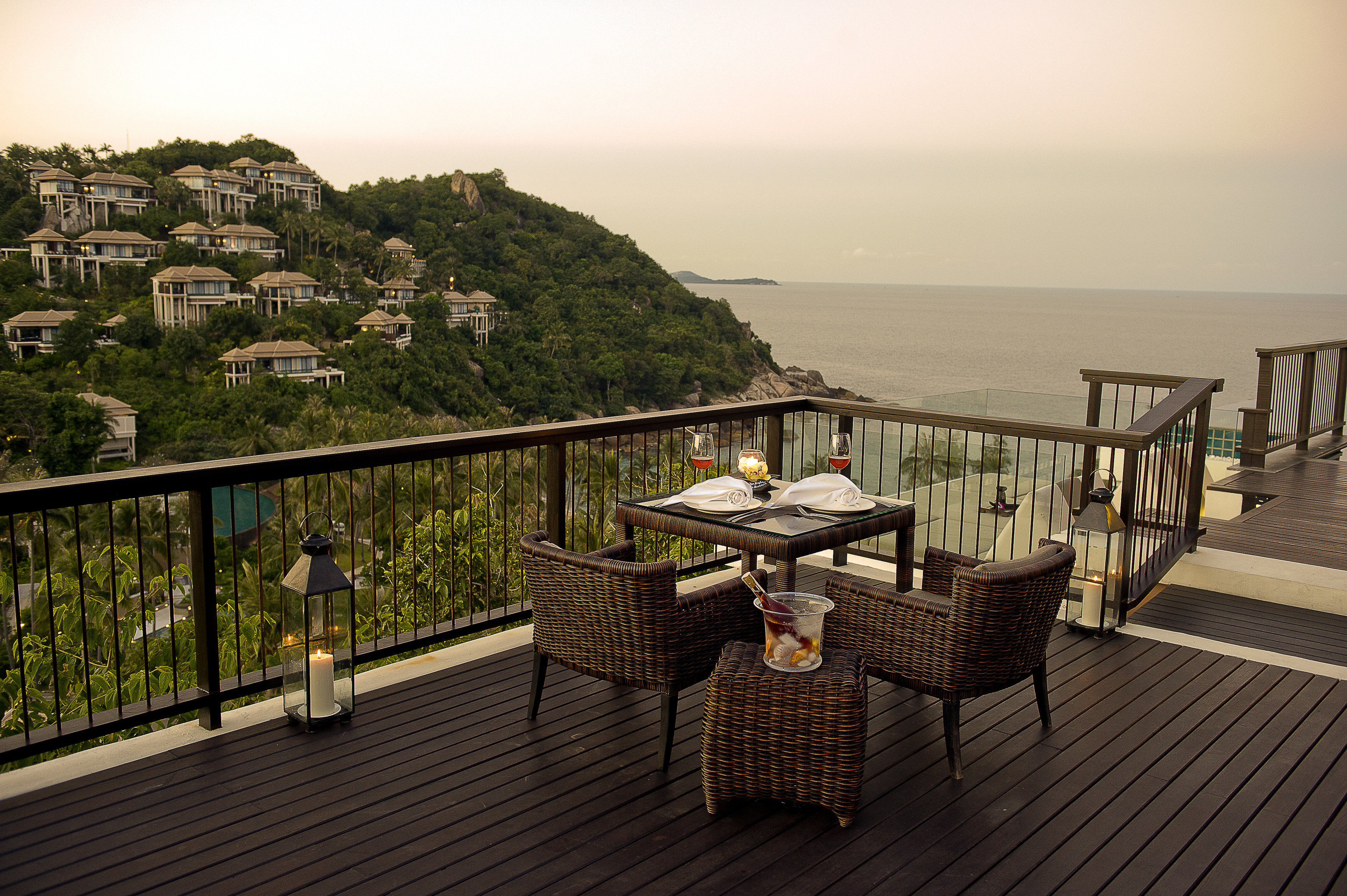 property Villa Resort outdoor structure cottage Deck