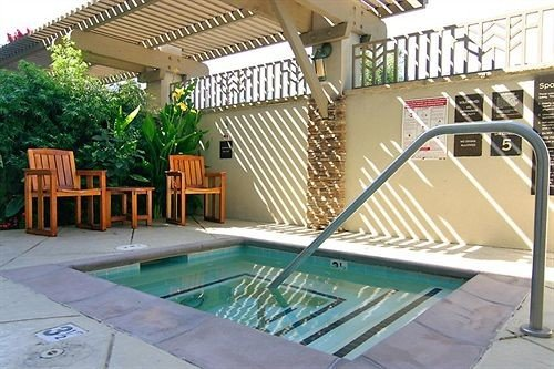 ground building swimming pool property leisure Villa condominium porch backyard outdoor structure Deck