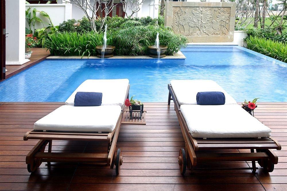 swimming pool property leisure building wooden backyard Villa outdoor structure home flooring Deck condominium