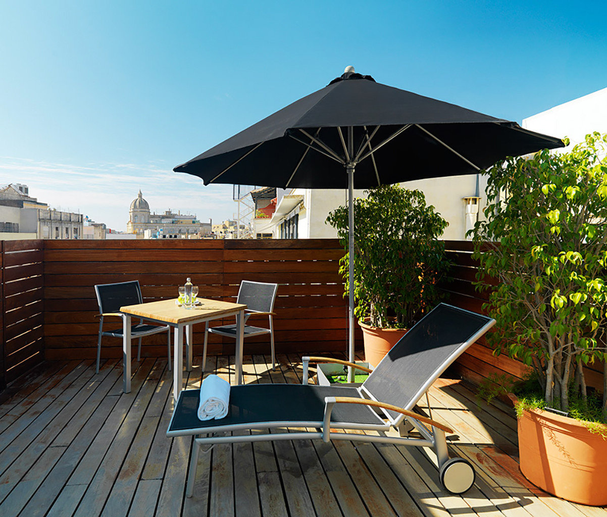 sky umbrella chair outdoor structure canopy cottage backyard gazebo Villa Deck set