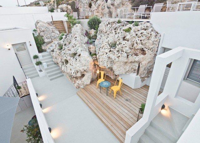 property home backyard Villa Deck
