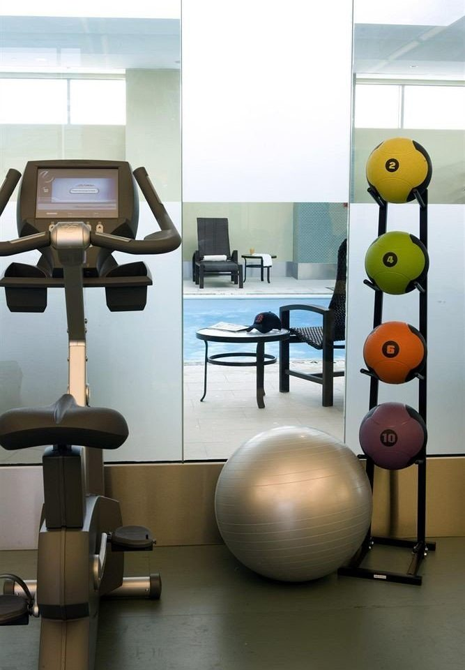 structure desk sport venue exercise equipment gym office
