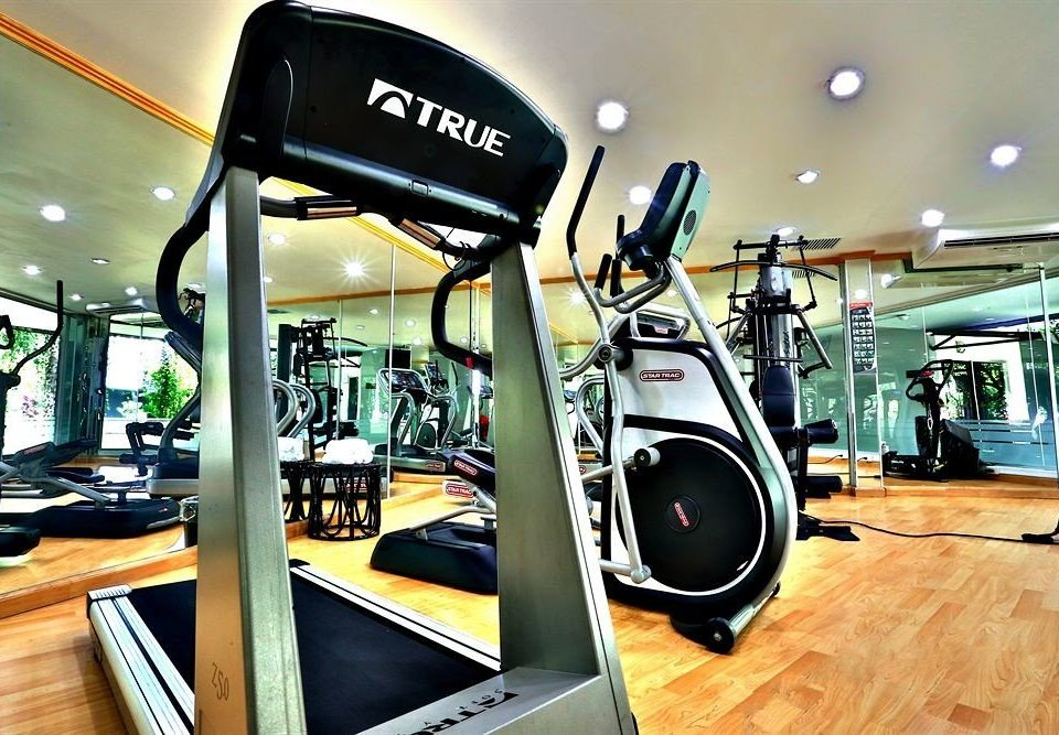 structure gym sport venue leisure desk physical fitness exercise machine sports equipment office