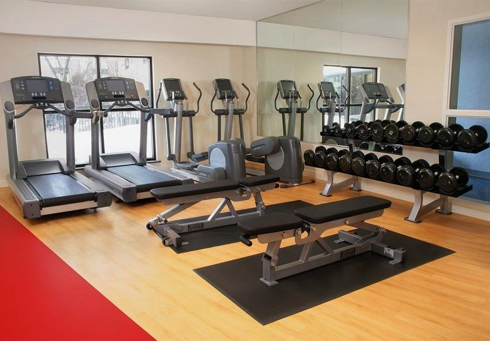 structure gym sport venue desk wooden physical fitness muscle physical exercise