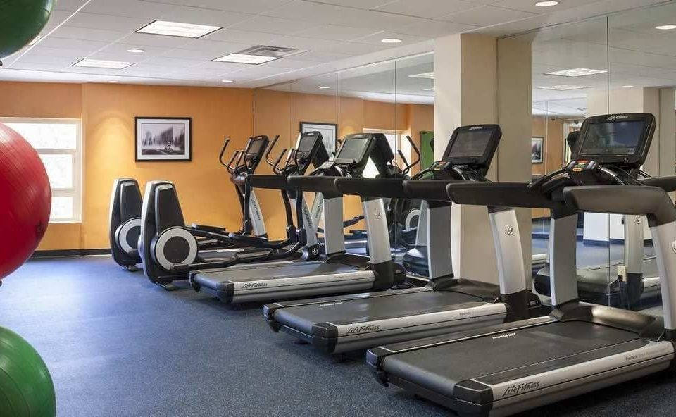 structure gym sport venue desk physical fitness office