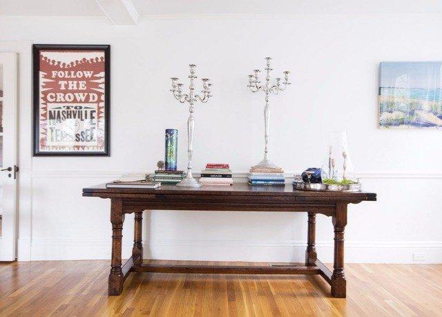 hardwood wooden living room desk office