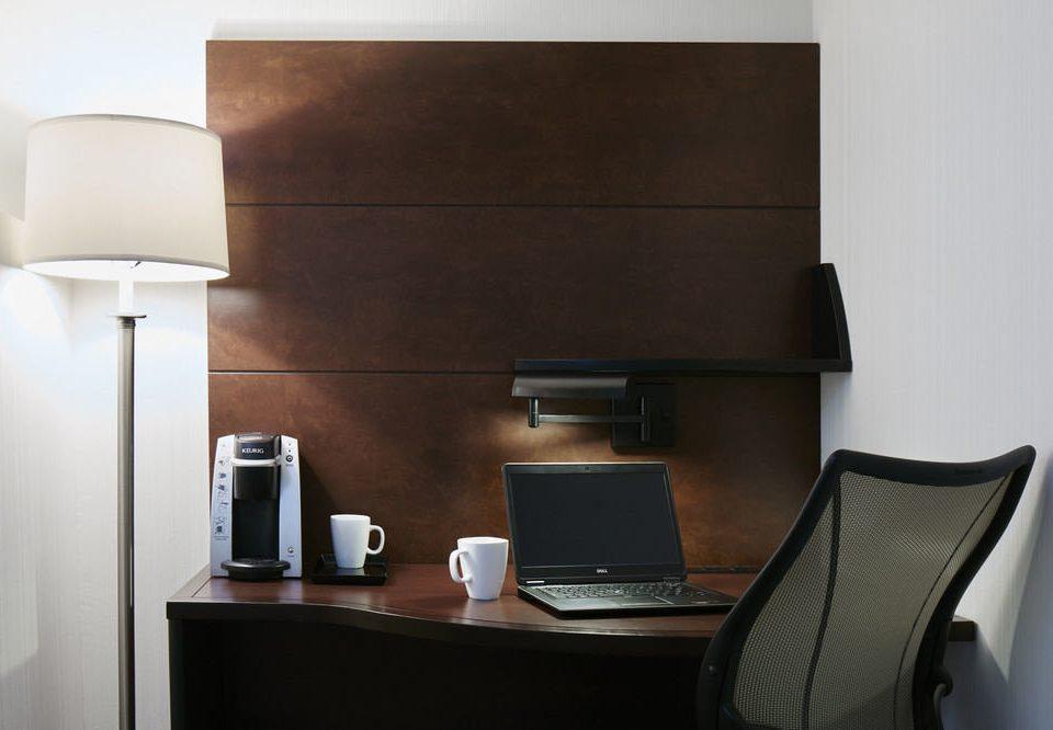 property hearth living room lighting home office desk
