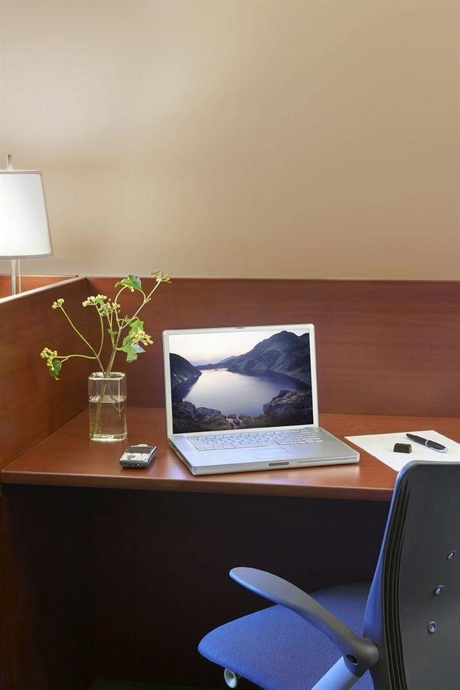 desk office living room home lamp