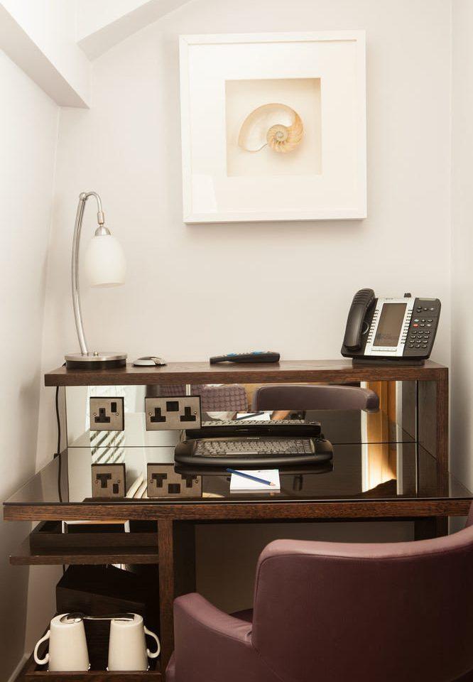 desk living room home office shelf