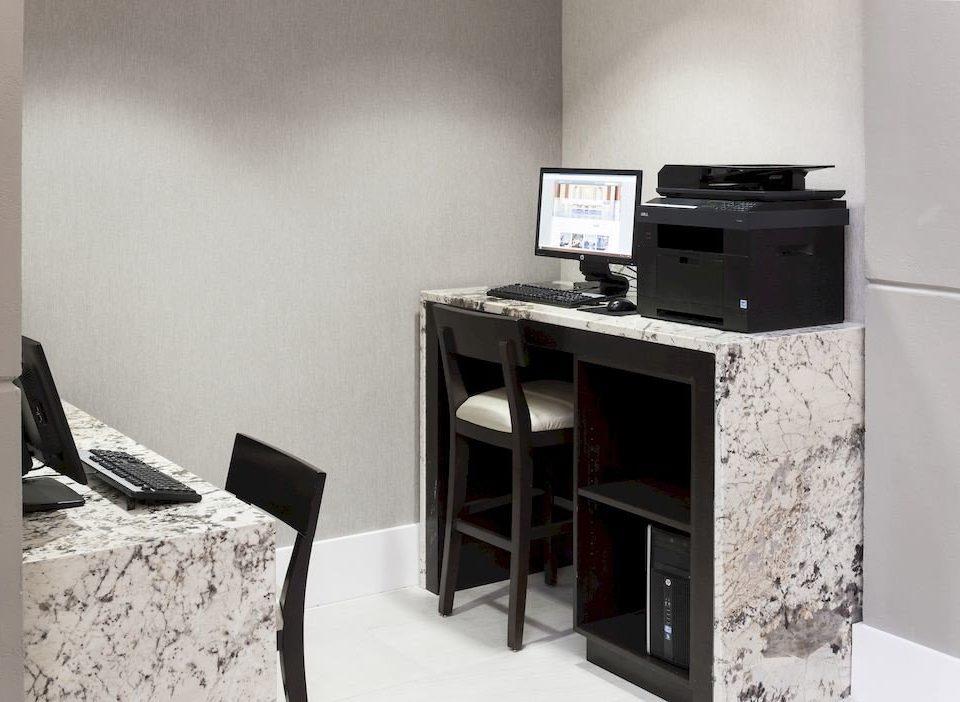 desk living room