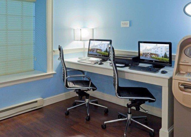 property desk office