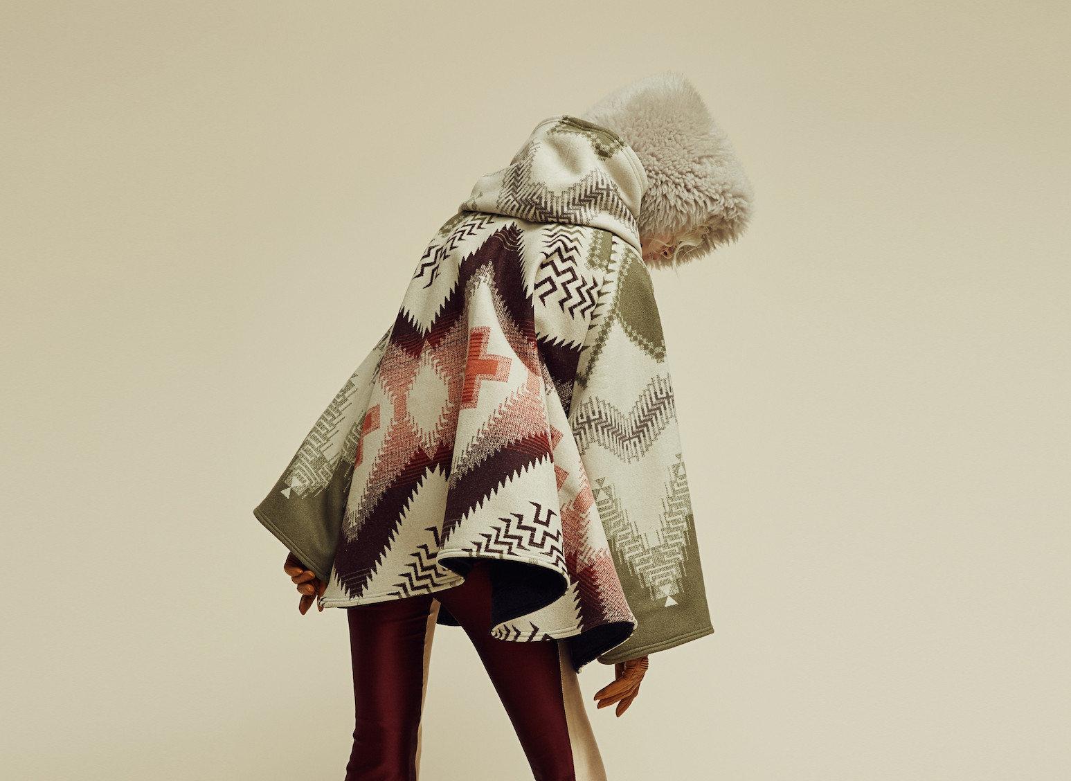 Trip Ideas outerwear wearing fashion model fur