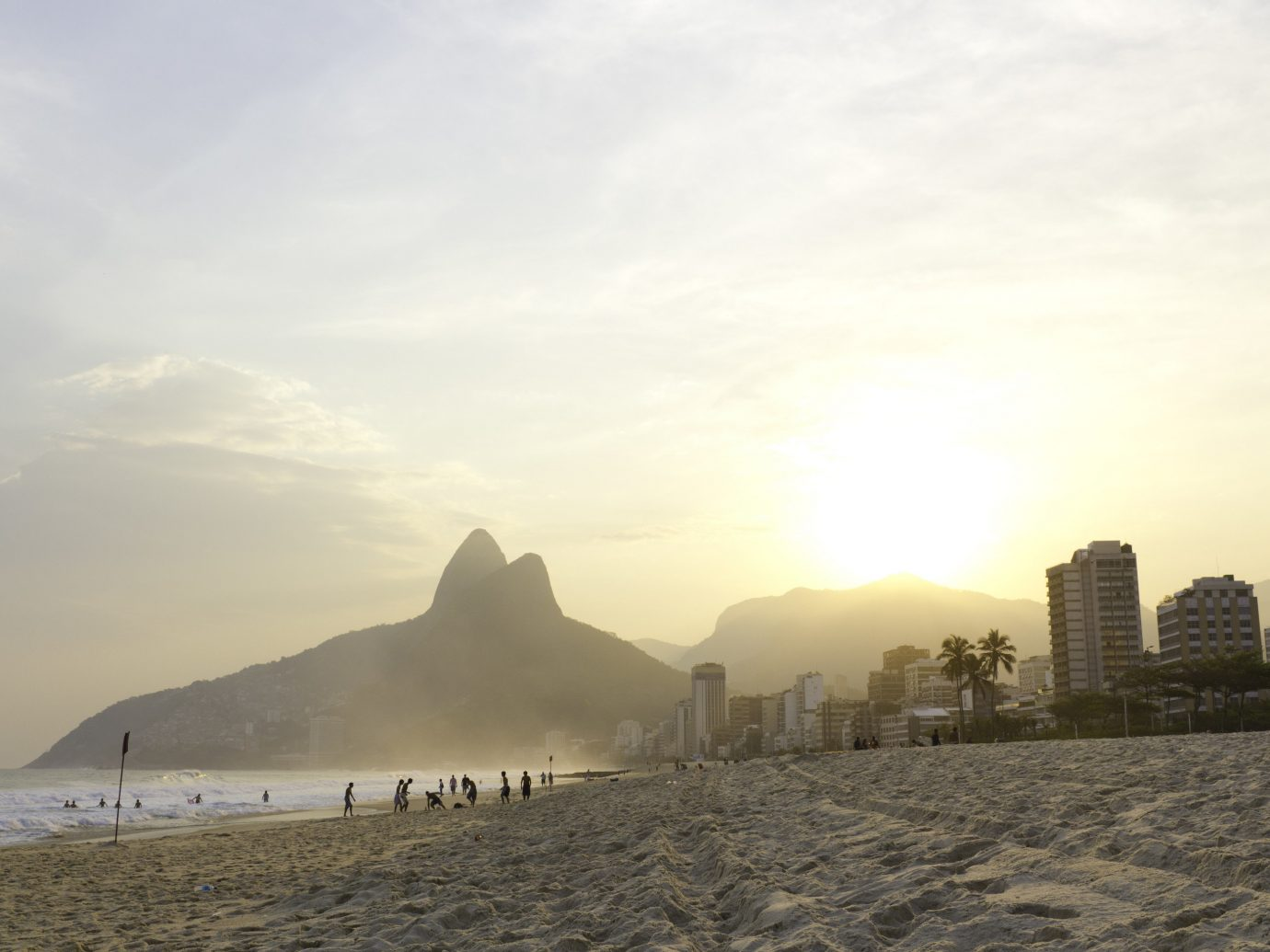 Beaches Brazil Trip Ideas sky outdoor Sea body of water Nature horizon Beach shore morning Coast cloud sand Ocean sunlight coastal and oceanic landforms evening Sunset sunrise calm dawn landscape water day sandy distance highland