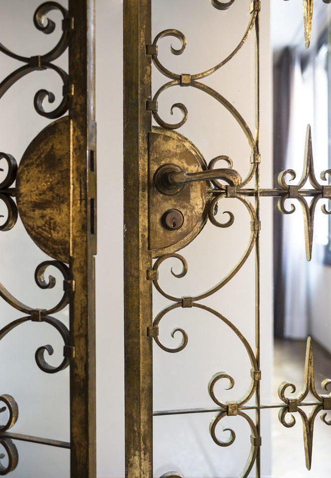iron hanging handrail metalware metal lighting door material different key