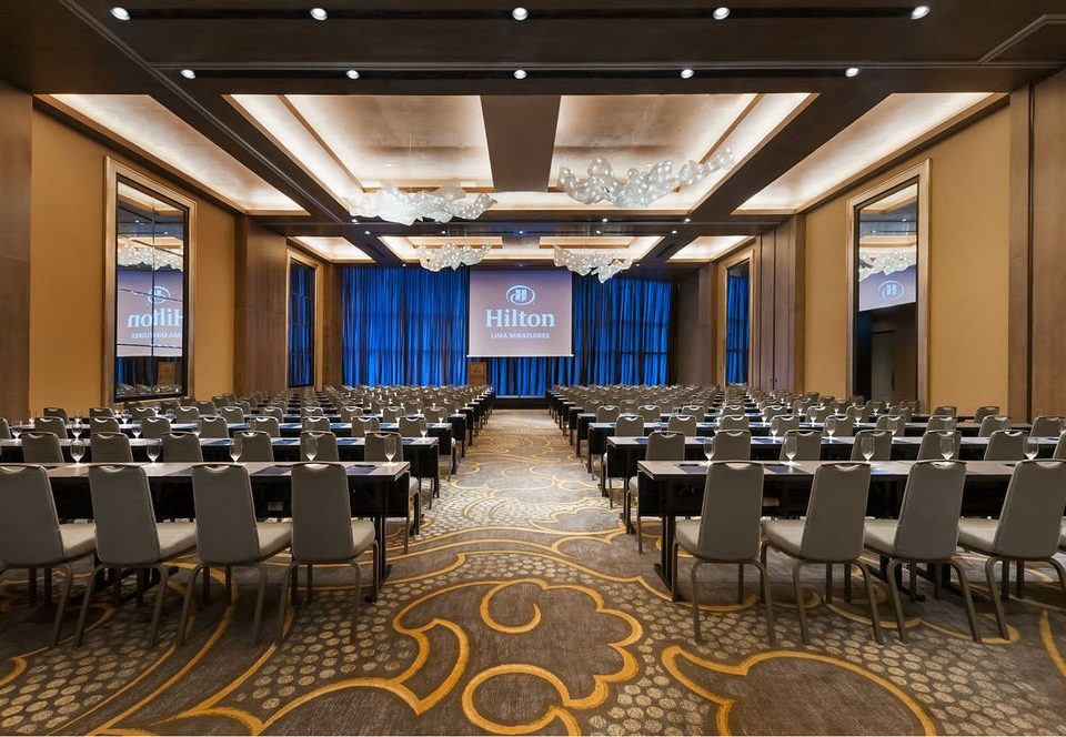 chair auditorium conference hall function hall Dining convention convention center meeting ballroom academic conference long lined line conference room
