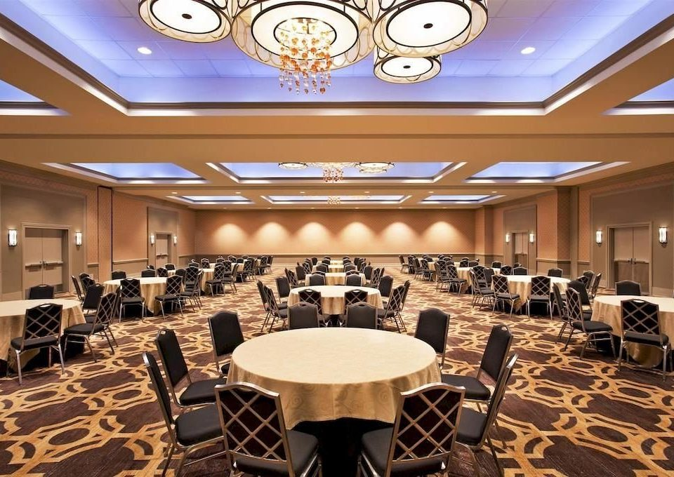 chair function hall conference hall auditorium scene ballroom Dining convention center meeting event banquet convention conference room